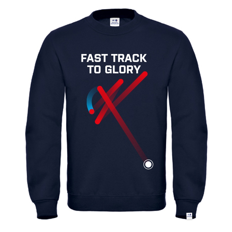 Men´s sweatshirt basic fast track floorball